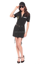 2016 New Arrived Police Women Uniform Sexy Costumes