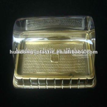Hot Sale Customized Plastic Bread Box