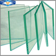 Thriking 6 mm Top quality clear bent tempered glass factory price with ce&ccc