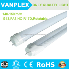 High lumen 4ft 140W/LM 18w led tubes 1.2m led 2835 18 av tube