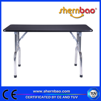 FT-813 pet folding grooming table manufacturer