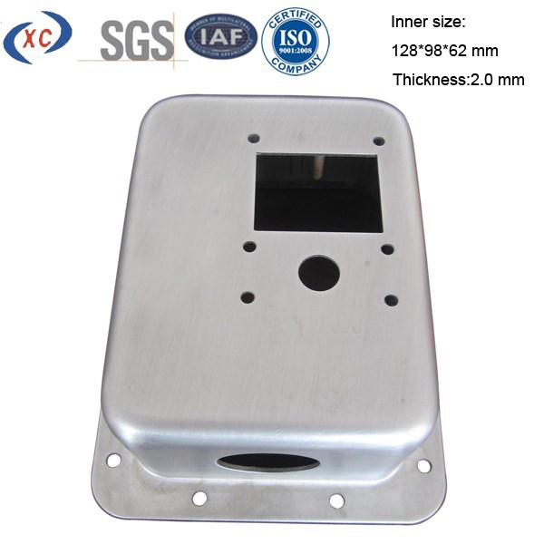 Custom stainless steel box/enclosure/cases manufacturing