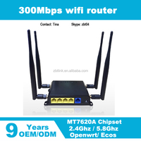 Hot selling 4g openwrt wireless wifi router with usb 4 ethernet port 3g router