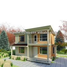 Double-Storey House (Martha) - 123 m2 + 13 m2 veranda