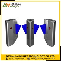 Best selling security flap barrier of access control equipment