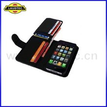 Multifunctional With 5 Credit Card Slot Leather Wallet Phone Case for Apple IPhone 5