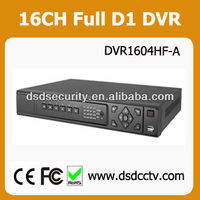 H 264 16 CH Standalone DVR Full D1 Realtime Recording