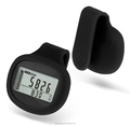 Digital Pocket 3D Pedometer for Walking with Smart Tri-Axis Technology from China Factory