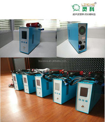 Handheld Point Ultrasonic Spot Welding