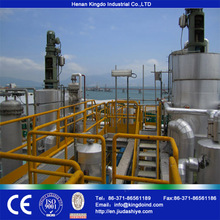 Low cost and high yield hot waste oil extractor
