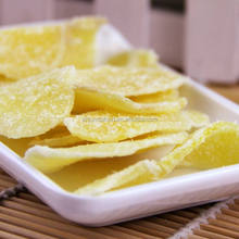 Delicious Crystallized Ginger Slices With High Quality