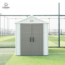 Factory Sale New Design low cost industrial Shed Design and HDPE Plastic Garden Shed