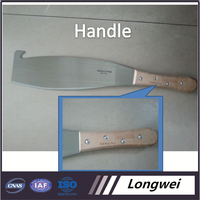 high quality sugarcane machete knife branded tramontina