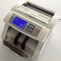 EC800 Money Counting Machine Bills Bank Note Counter Currency Cash value mix currency counter