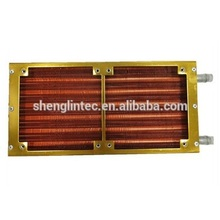Factory copper heat pipe air cooled condenser
