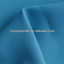 Hot selling weight 210G/M-280G/M poly mini matt plain fabric for table cloth/ uniform
