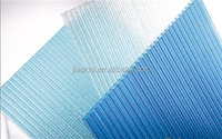 UV Protective Anti-Aging Impact Resistant Polycarbonate Sheet for Roofing/Skylight/Awning/Greenhouse