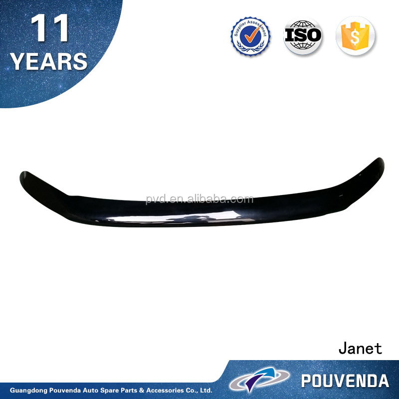 Top selling Bug stone deflector hood shield auto spare car parts For Ford Ranger 09-11+ From Pouvenda