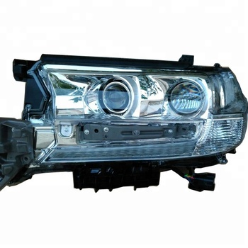 Auto Lighting System Bulk LH Car Head Lamp Set for 16 Land Cruiser GRJ200