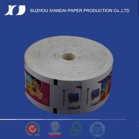 SecureGuard Thermal Paper Rolls For use with the Star SM-S200 series Mobile Printers