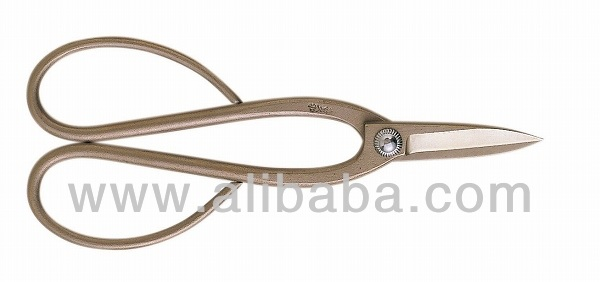Stainless steel bonsai scissors , also weed cutter available