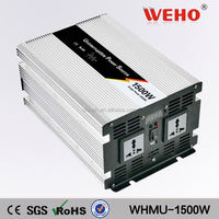 Variable frequency 1500w 12v/24v auto solar pv inverter controller