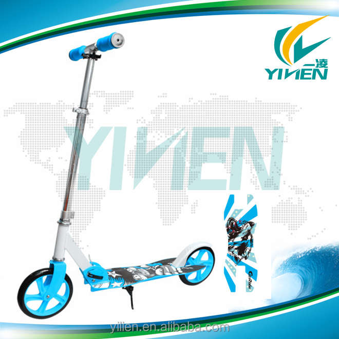 New two wheel scooter