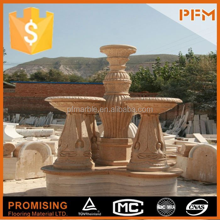 well polished natural wholesale hand carved fountain spray head