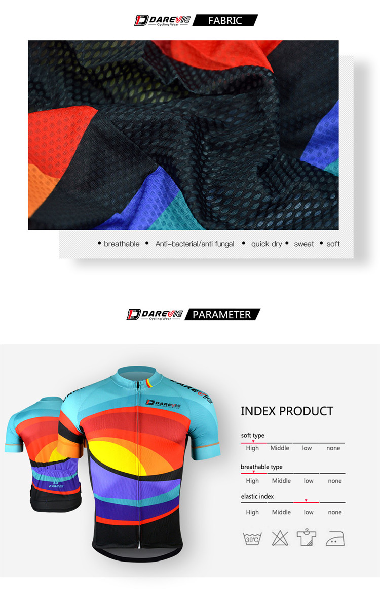 Factory Wholesale Water Resistant Best Mens Cycling Jersey XL XXL