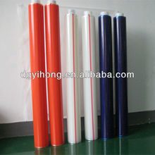 High quality clear self adhesive plastic film for plexiglass