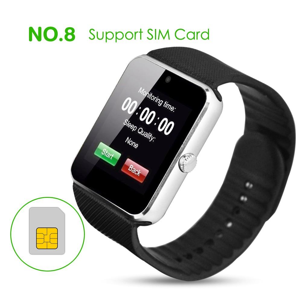 gt08 bluetooth nfc smartwatch sim karte uhr telefon android ios mode intelligente uhren. Black Bedroom Furniture Sets. Home Design Ideas