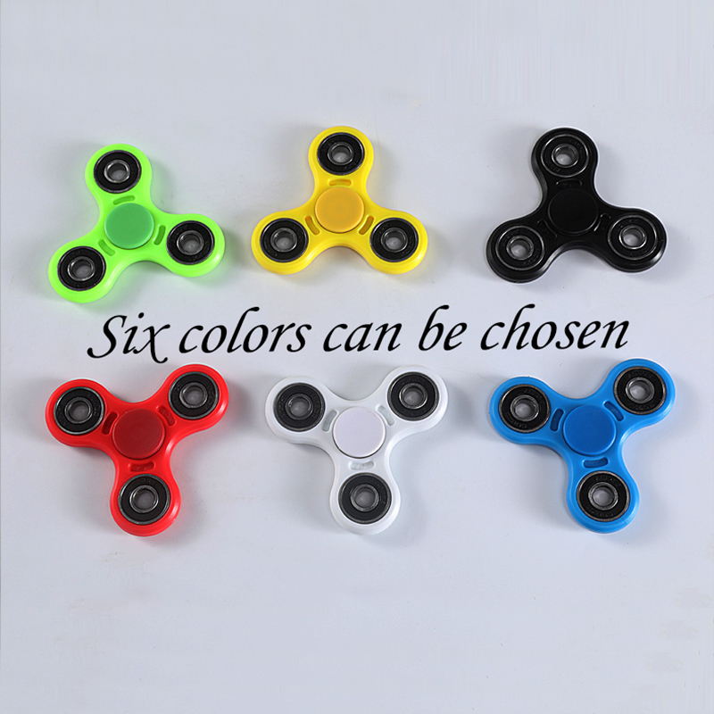 Hottest new toys Anti Irritability spinning fidget toy
