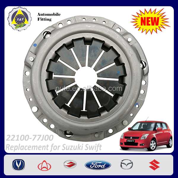 Auto Chassis Parts 22100-77J00 Clutch Cover for Suzuki Swift 1.3L