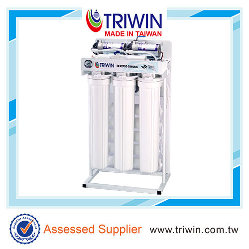 Commercial RO High Capacity Reverse Osmosis Pure 500GPD Water Filtration Machine