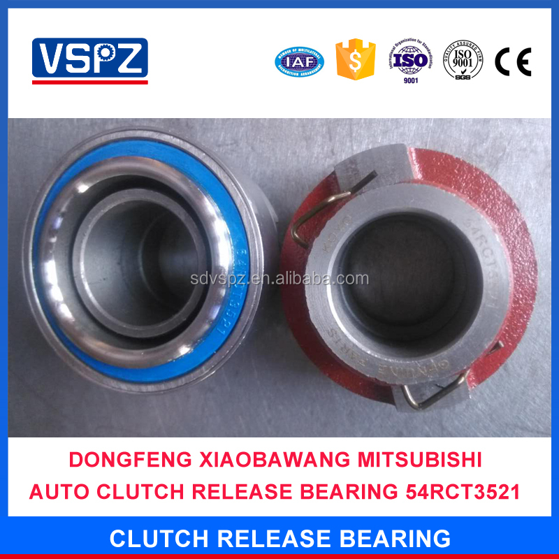 Clutch release bearing assembly 54RCT3521 for YUEJIN 1020 Dongfeng EQ1032 truck