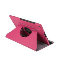 For sony tablet leather case rotating stand leather case for Sony tablets