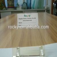 Qingdao Rocky high quality best price 4mm 5mm 6mm ceramic heat proof glass