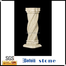 Decorative Plastic White Modern European Roman Column For Sale