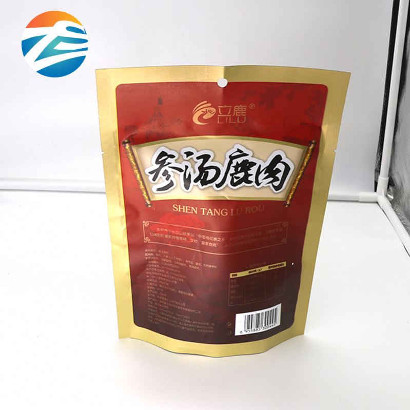 Designs many kinds fresh design innovative food custom packaging bag