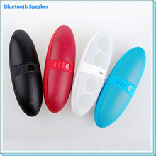 New Rugby Bluetooth Speaker Support FM Radio Phone Handfree call Portable speaker
