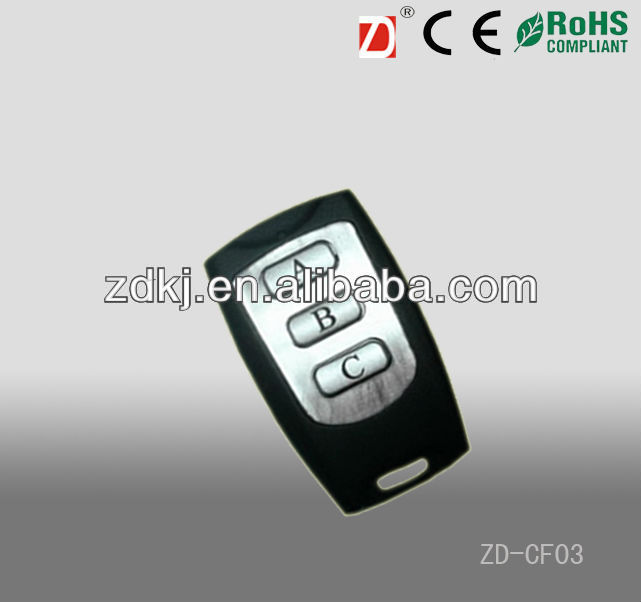 rolling code remote control for aiwa for doors ZD-CF03