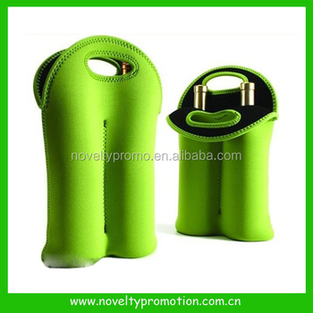2 Packs Neoprene Beer Cooler