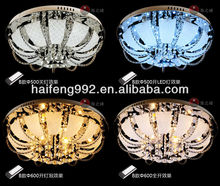ceiling lights modern/ ceiling lamp made in china/ crystal ceiling lamp with led
