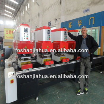 Four -head Seamless Welding Machine For Pvc And Upvc