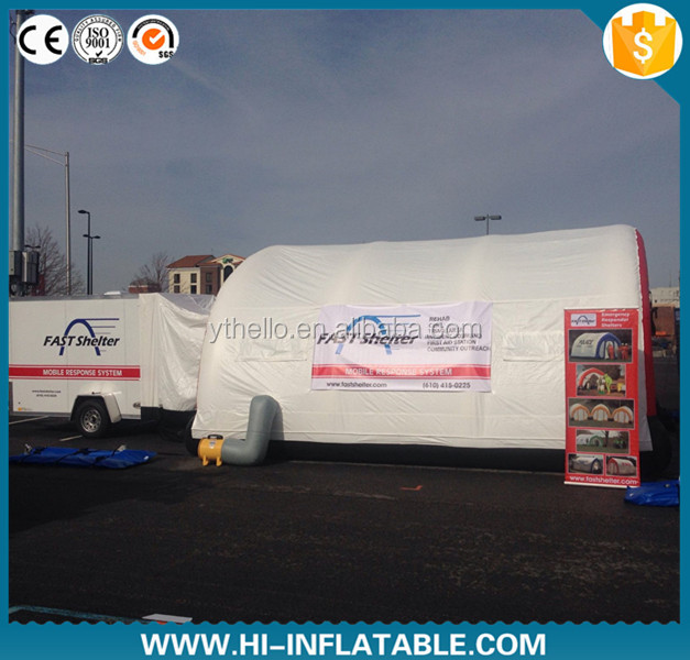 Inflatable car garage, inflatable bubble garage tent for sale