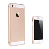 BRG 2014 Newest design curve aluminum metal bumper case for iphone 5s