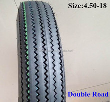 NEW Big Tire 4.50-18 4.00-8 for Motorcycle With High Quality