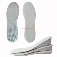 Factory High quality EVA Height Increase Insole,Wool Warm Insoles