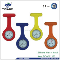 Waterproof Silicone Nurse Watch