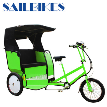 CE approved petrol auto rickshaw